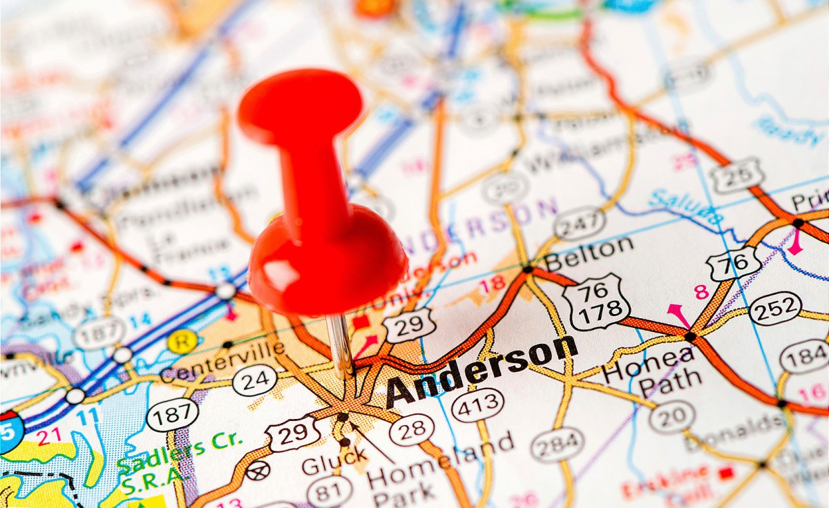 Anderson, SC Criminal Lawyer